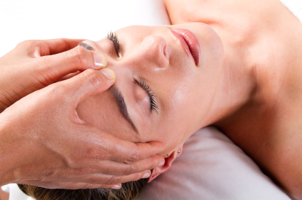 indian head massage lymm